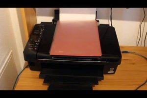 Mit Drucker auf Folien drucken - so geht's