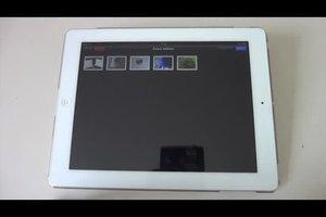 iPad: alle Fotos löschen - so geht's