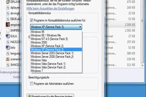 Alle XP-Spiele auch auf Windows 7 spielen - so kann es klappen