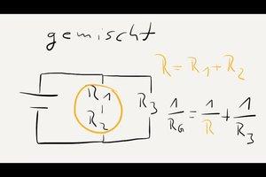Gemischte Schaltung berechnen - so geht's für Reihen- und Parallelschaltungen