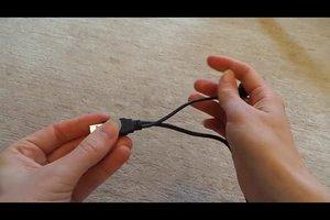 USB Y-Kabel richtig verwenden