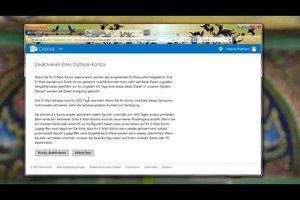 Hotmail - Account löschen: so wird's gemacht