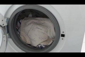 Grauschleier aus Wäsche entfernen - Anleitung