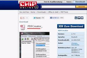 Word 2003 als PDF speichern - so geht es