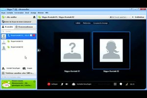 Skype - Konferenzschaltung einrichten