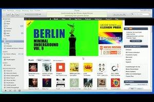 Bilder aufs iPhone laden - so geht´s mit iTunes
