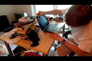 Laptop wird schnell heiß - so beheben Sie das Problem