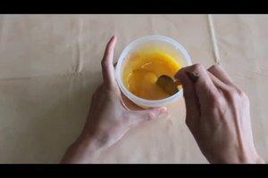 Eine Olivenöl-Haarkur selber machen - Rezept