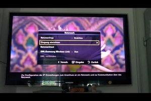 Den Fernseher per WLAN mit dem PC verbinden