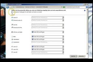 Autorun in Windows 7 ausschalten - so geht's