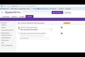 Yahoo-Mail in Outlook einrichten - so klappt's