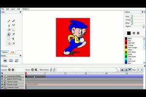 Flash-Film erstellen mit Freeware - so geht´s