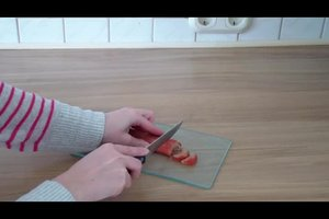 Rhabarber-Zubereitung - Rezept für Rhabarberkompott