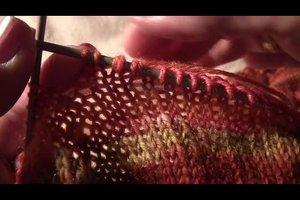 Pullover stricken - ganz einfach klappt's so