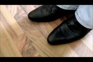 Schuhe vergrößern - das können Sie tun