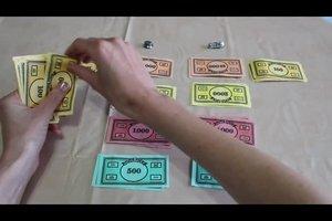Geldverteilung Bei Monopoly