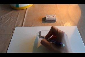 3D zeichnen lernen - Anleitung