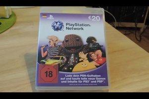 Playstation: Store-Guthaben online aufladen - so geht's