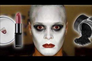 Halloween - Make-up-Ideen