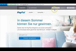 Wie bezahle ich mit Paypal? - So geht's