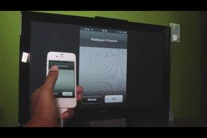 iPhone auf TV wiedergeben - so geht's