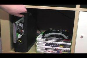 XBox-360-Spiele auf Festplatte kopieren - so geht's