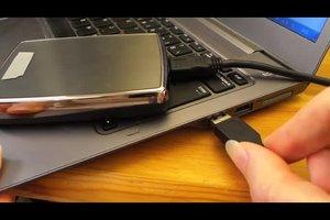 USB Festplatte wird nicht erkannt -  Fehlerbeseitigung