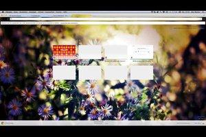 Bei Google Chrome den Hintergrund ändern - so geht's