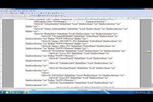 XML-Dokument öffnen - so geht's