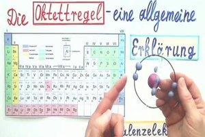 Oktettregel einfach erklärt - so geht's Schritt für Schritt bei der chemischen Bindung