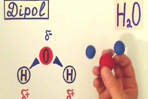 Chemie - Dipol leicht erklärt