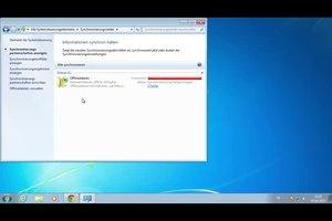 Dateien synchronisieren unter Windows 7 - so funktioniert's