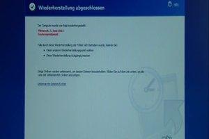 Windows XP zurücksetzen ohne CD - so geht's