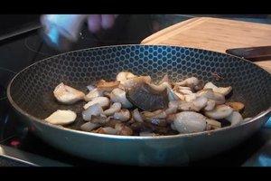 Kräuterseitling - Zubereitung einfach gemacht