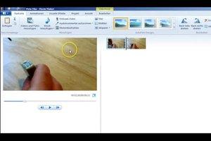 Videos rückwärts abspielen - mit dem Windows Movie Maker geht es so