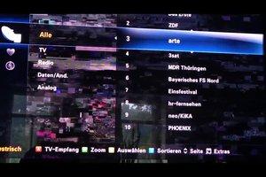 Samsung LED-TV: Sender sortieren - so geht's