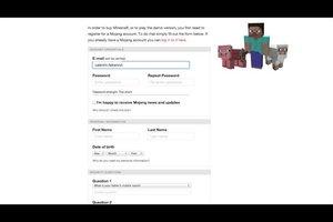 Minecraft-Vollversion kaufen - sicherer Erwerb auf offizieller Webseite