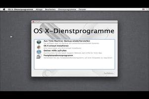 MacBook von CD starten - so klappt's