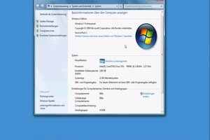 Die Computer-ID unter Windows 7 ermitteln - so geht's