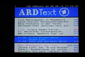 Auf ARD die Untertitel ausschalten - so geht's