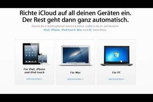 iCloud-Account erstellen - so geht's