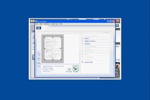 Wie scannt man mit einem HP-Drucker? - Anleitung