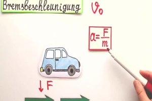 Bremsweg berechnen - die Physik dazu einfach erklärt