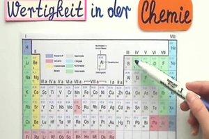 Chemie - Wertigkeit leicht erklärt