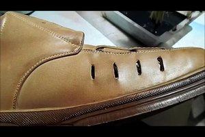 Schuhe färben - so geht's