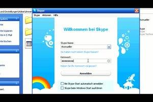 Skype richtig online nutzen