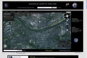 Google Earth online nutzen - so geht's