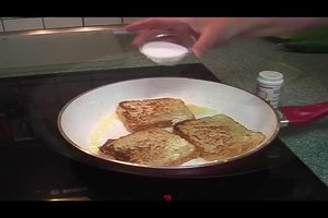 Amarita-Toast zubereiten – zwei Rezepte