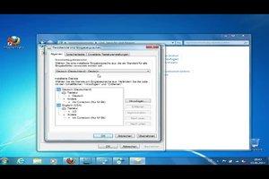 In Windows 7 Sprache ändern von Englisch auf Deutsch - so geht's