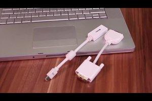 An Mac einen Beamer anschließen - so funktioniert's